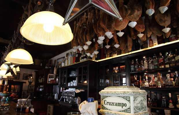 Casa Santa María Restaurant