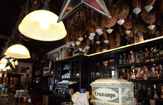 Restaurant Casa Santa María