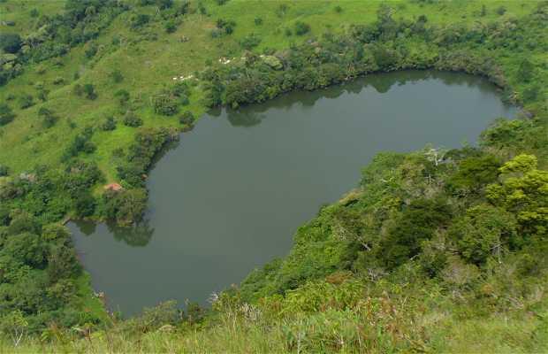 Lagoa de San Carlos