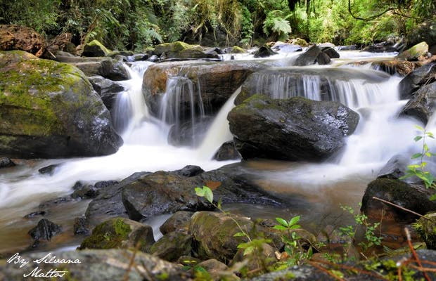 Trecking por Pedra Redonda y Pedra Partida
