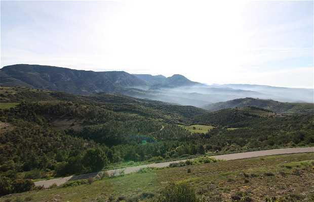 Sierras d´Oden - Port del Compte