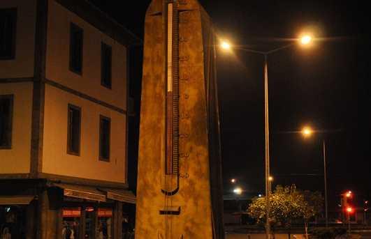 Thermomètre monumental