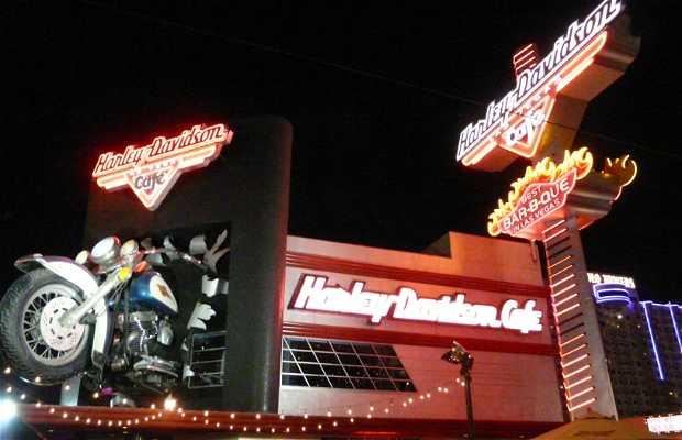 Harley-Davidson Café