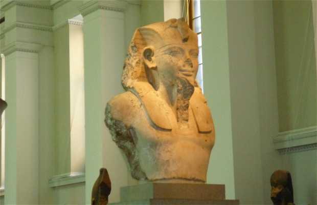 La colección egipcia del British Museum