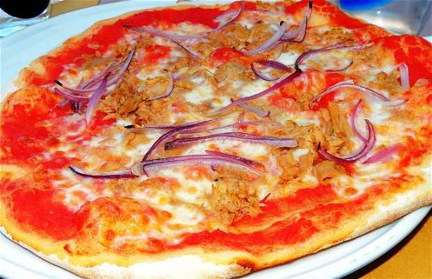 PizzaExpress - Coptic Street