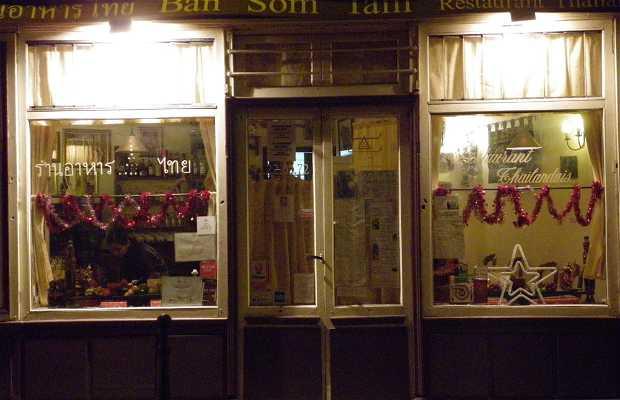 Restaurant Ban Som Tam