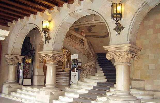 Casa Vídua Marfà di Barcellona