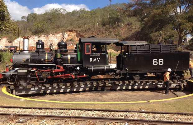 Tren Maria Fumaça de Bento Gonçalves