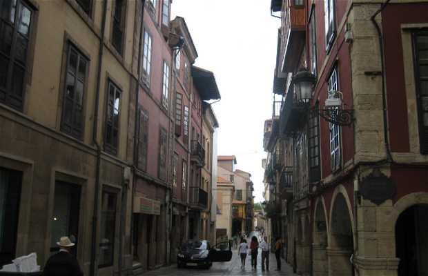 Rue La Ferreria