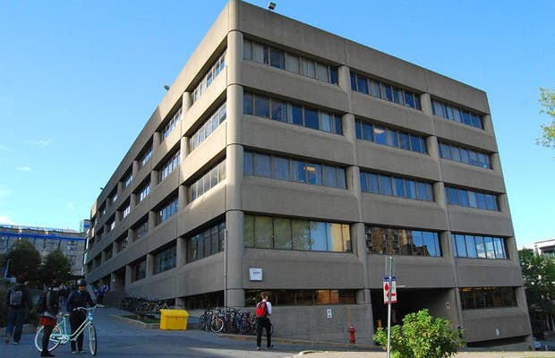 Rutherford Physics Building