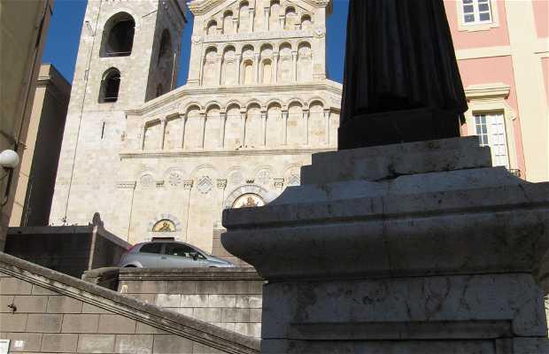 Statua di San Francesco d'Assisi