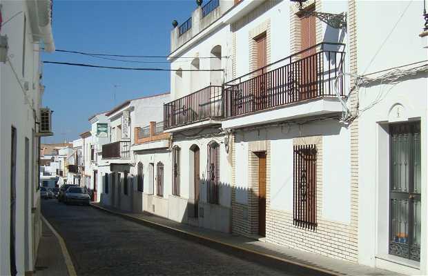 Calle Tras Campanas