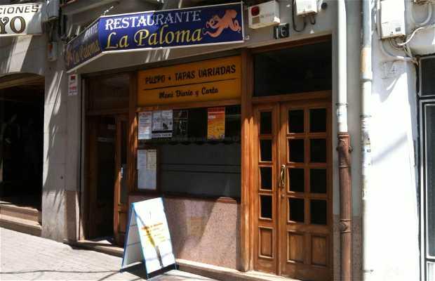 Restaurante La Paloma Astorga