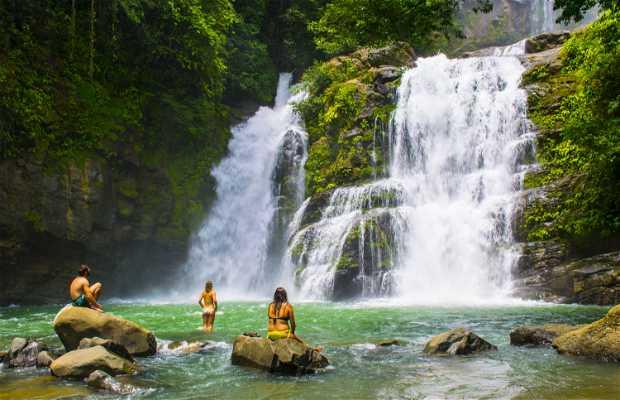 Cataratas Nauyaca en Puntarenas: 8 opiniones y 5 fotos