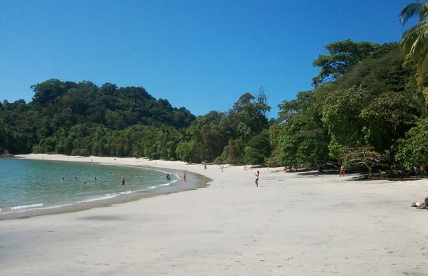 Beaches of Manuel Antonio National Park
