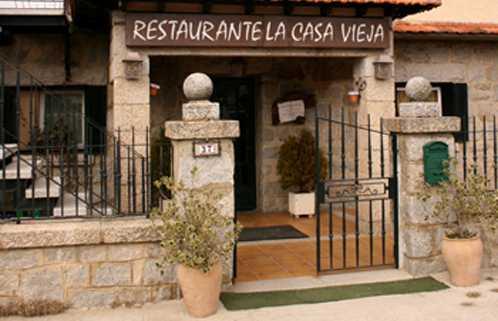 Le Restaurant La Casa Vieja