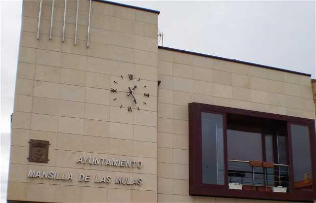 Ayuntamiento de Mansilla de las Mulas