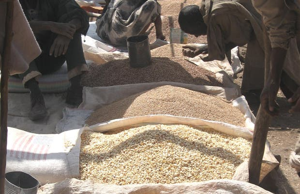 Mercado de Lalibela