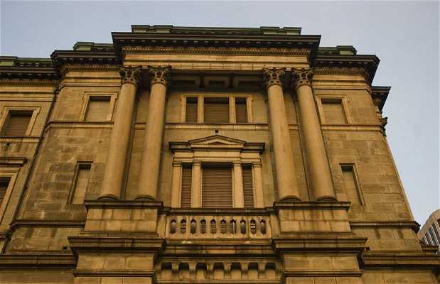 Edificio del Banco de Japón