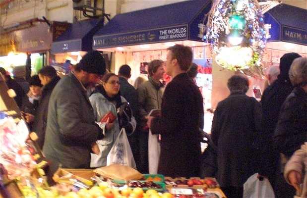 Mercado cubierto