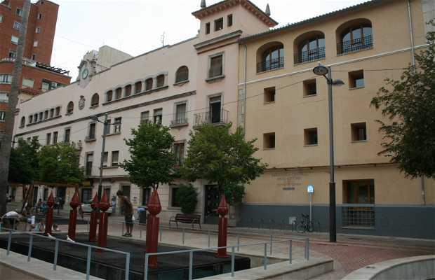 Biblioteca de Gandia