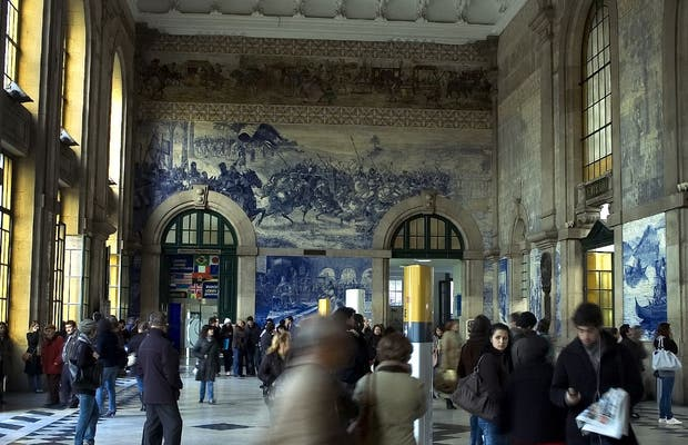 Estação Ferroviária de São Bento