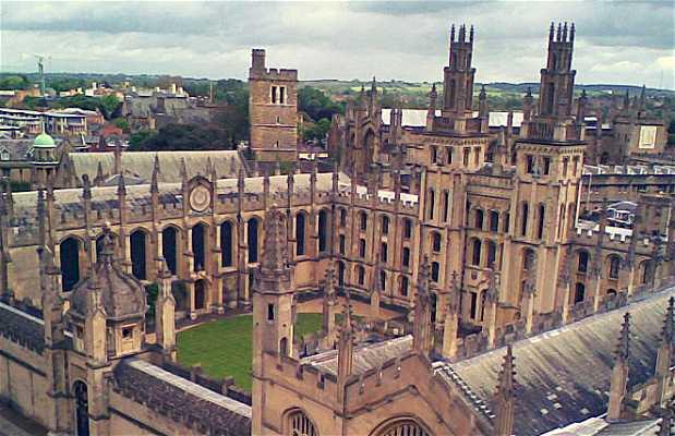 All Souls College da Universidade de Oxford
