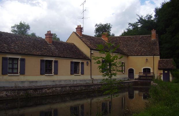 Le Moulin de Villeneuve