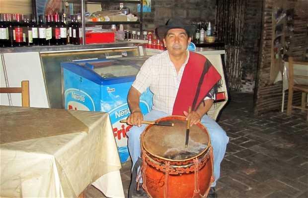 "Patio Santiagueño ""Yasta Sumaj"""