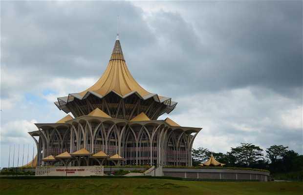 Parliament Building di Kuching