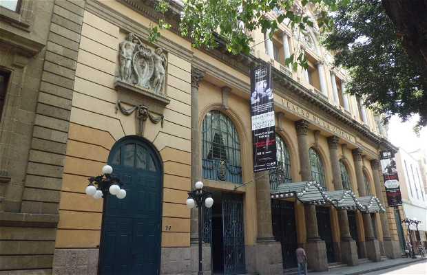 Teatro de la Ciudad Esperanza Iris
