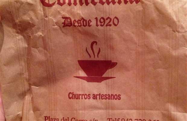 Churreria Comillana
