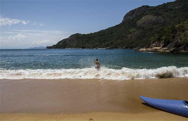 Praia Toca do Carro