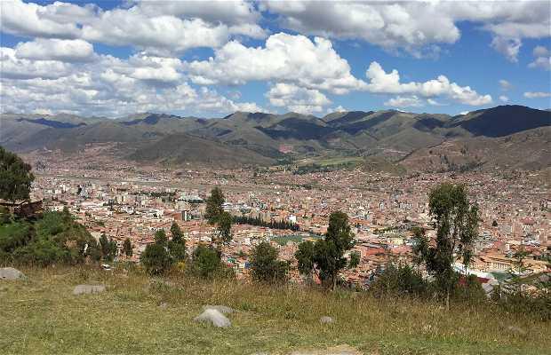 Rovine di Q'enqo a Cusco