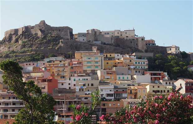 Vieille ville de Castelsardo