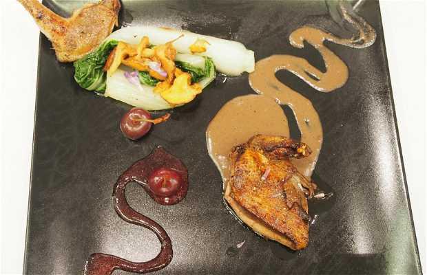 Restaurante Goûts Et Couleurs