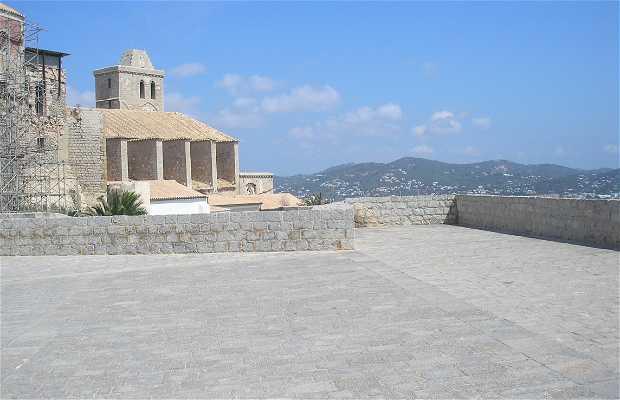 Rempart de San Bernat