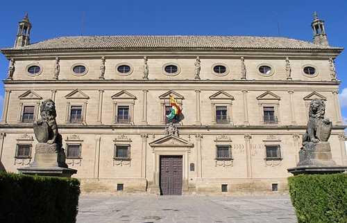 Casco histórico de Úbeda