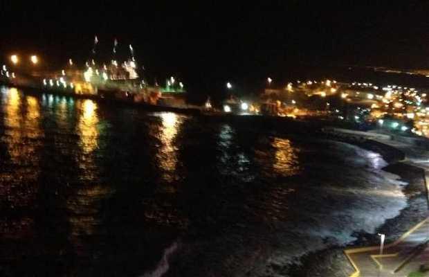 Avenida del mar Antofagasta