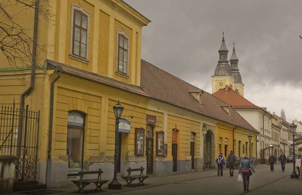 Avenida Szechényi István