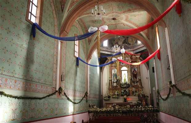 Templo de San Luisito