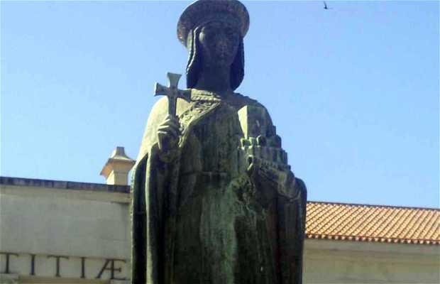 Monumento alla Contessa Mumadona a Guimarães