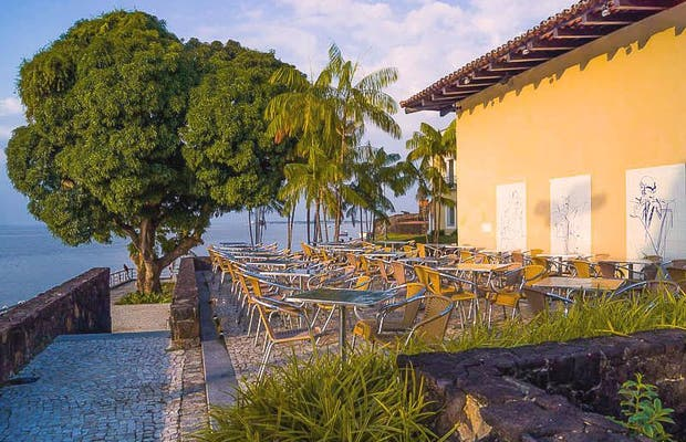 Espaço Cultural y Restaurante: Casa das Onze Janelas