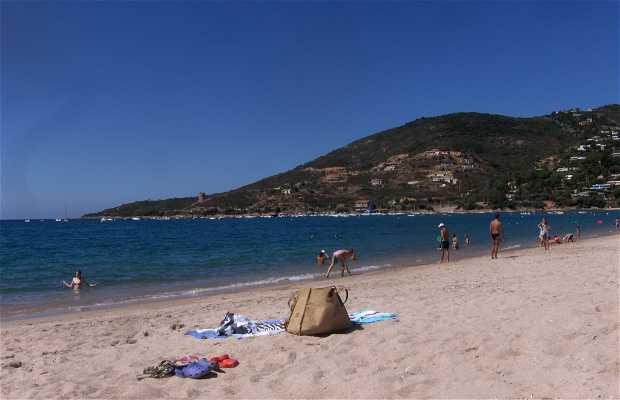 Playa de Sagone