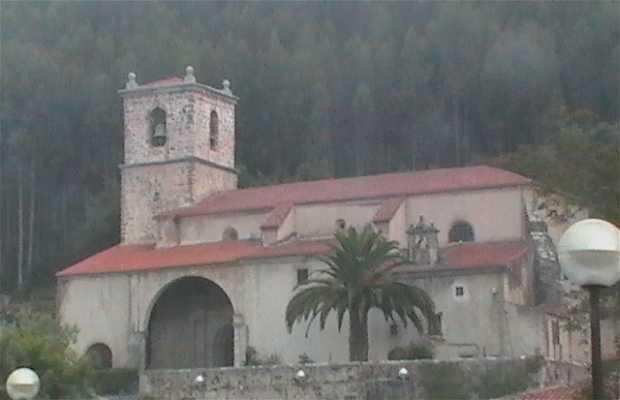 La iglesia del Salvador