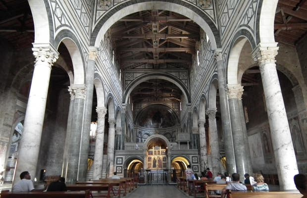 Basilique de San Miniato al Monte