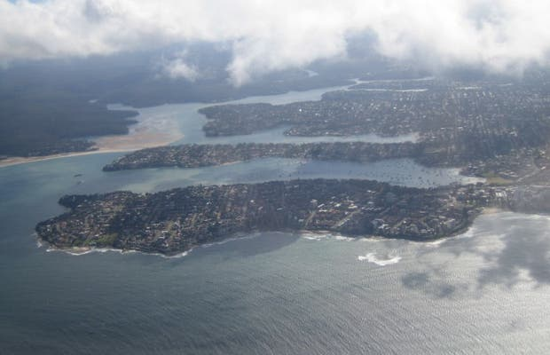 Sydney desde el aire