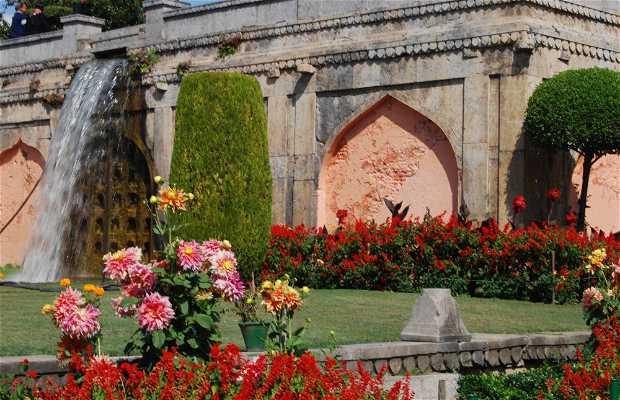 Jardines Mughal
