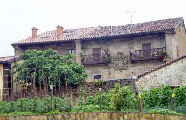 Alonso Caballero Mansion