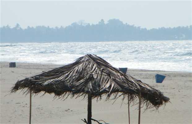 Playa de Chuangtha